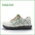 estacion  エスタシオン靴  et155iv  アイボリー  【ボリューム満点・・・エスタシオン すごく可愛い ひもひも マニッシュ】