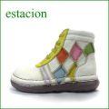 estacion エスタシオン靴  et218iv IVマルチ 【フワッと感じるオザブ・クッション! エスタシオン・・スポッ と履ける。。ひもひもアンクル】