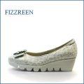 fizz reen フィズリーン fr1751wt オフホワイト 【軽くなって登場・・・新型ソール・・FIZZREEN・・かわいいリボンパンプス】