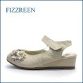 fizz reen フィズリーン  fr8766bg  ベージュ 【かわいい上品な小花・・楽らくFITの・・FIZZREEN・・2重クッション・バックバンド】