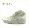 matera マテーラ ma550wt  ホワイト  【ソックスよりも履きやすい・・・ 後染めレザーの・・マテ―ラ 楽らくアンクル】