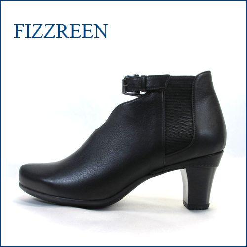 fizz reen フィズリーン fr4674bl ブラック 【きれいにFITする・・ 極上・柔らか仕立て・・fizzreen すっきりブ—ティー】