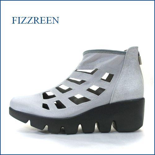 fizz reen フィズリーン fr5059gy グレイ 【ロングセラーの履き心地!柔らかストレッチでフィット。。 fizzreen 人気の厚底ブ―ティ】