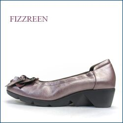 fizzreen フィズリーン fr1634wi シャンパンワイン 【今までで一番履きやすいかも・・FIZZREEN  ちょっと深めカットの・・ 快適な歩き心地】