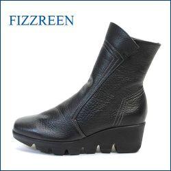 fizz reen フィズリーン fr5013bl  ブラック 【いつものスニーカー感覚・ぴったりフィットする・FIZZREEN 楽々ブーツ】