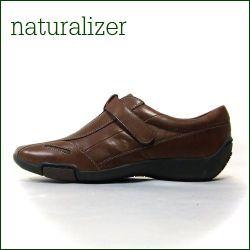 naturalizer ナチュラライザー n85dn-carlo  ダークブラウン 【ナチュラライザー史上トップクラスの満足な履き心地】