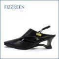 fizzreen フィズリーン fr2806bl ブラック 【包む感じでフィット!きれいなシルエット。。fizzreen ウェッジ・バックベルト】
