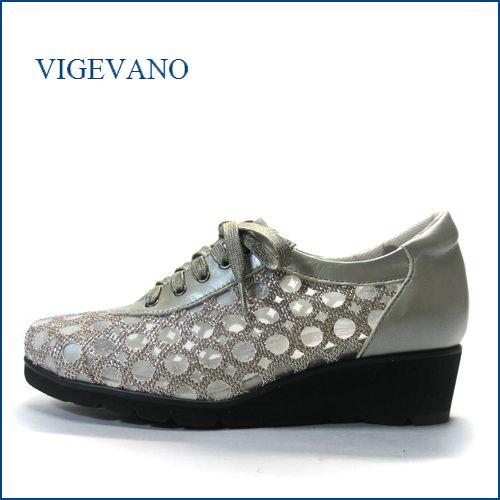 ビジェバノ vige vano vg8220go ベージュゴールド 【靴職人手作りの1足・・どんどん歩ける感じ・・ vige vano レースアップ】