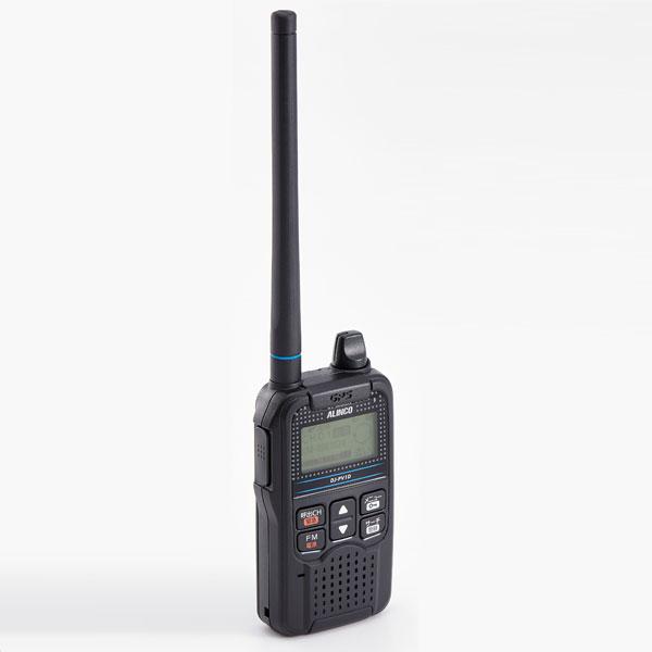 [DJ-PV1D]デジタル小電力コミュニティートランシーバー