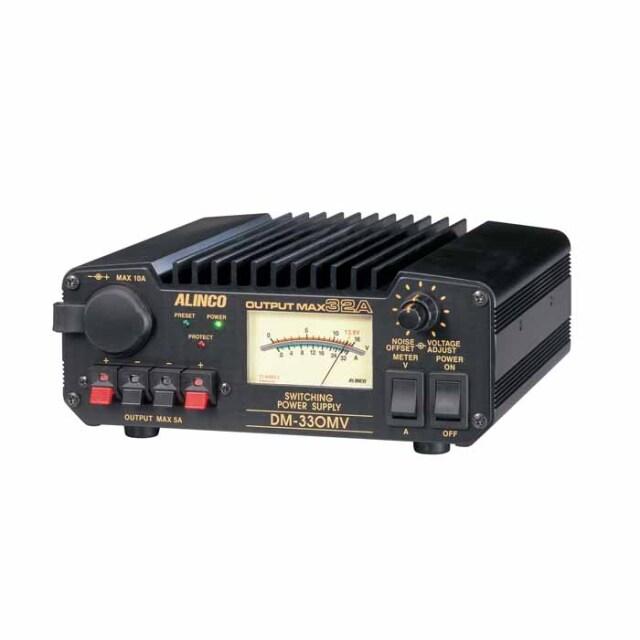 【DM-330MV】 安定化電源 MAX32A AC100V→DC12V (5~15V可変)