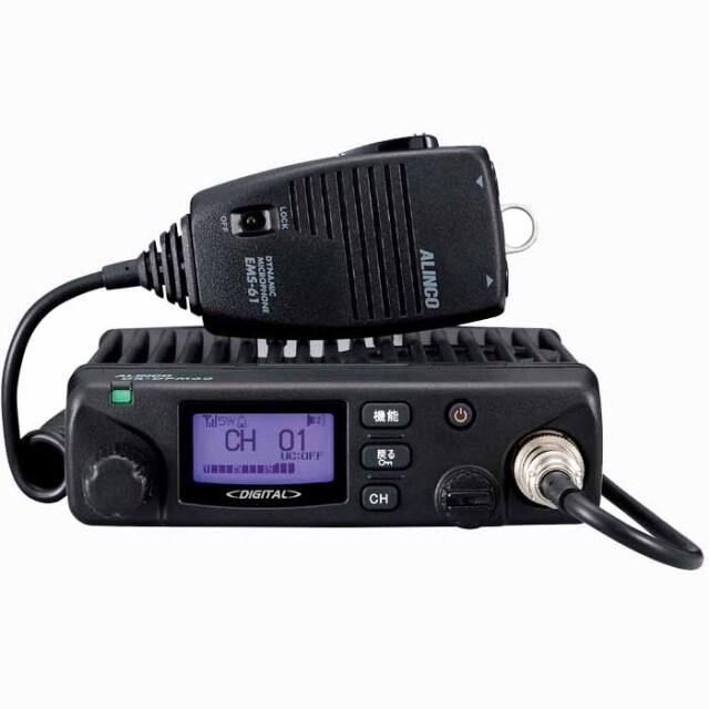 【DR-DPM60】 車載型 デジタル簡易無線・登録局