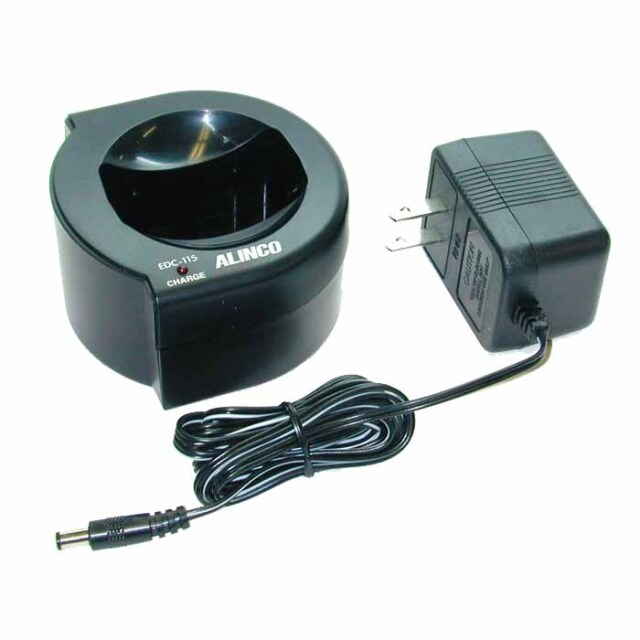【EDC-115】シングル充電器セット