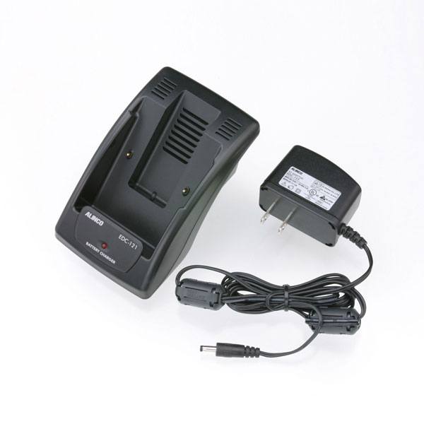 【EDC-121A】シングル充電器セット