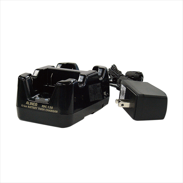 【EDC-158A】ツイン急速充電器セット