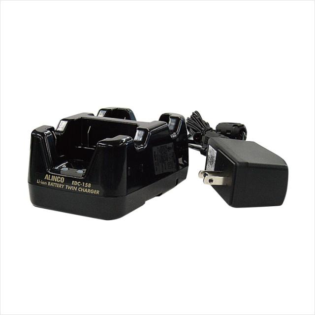 [EDC-158A]ツイン急速充電器セット