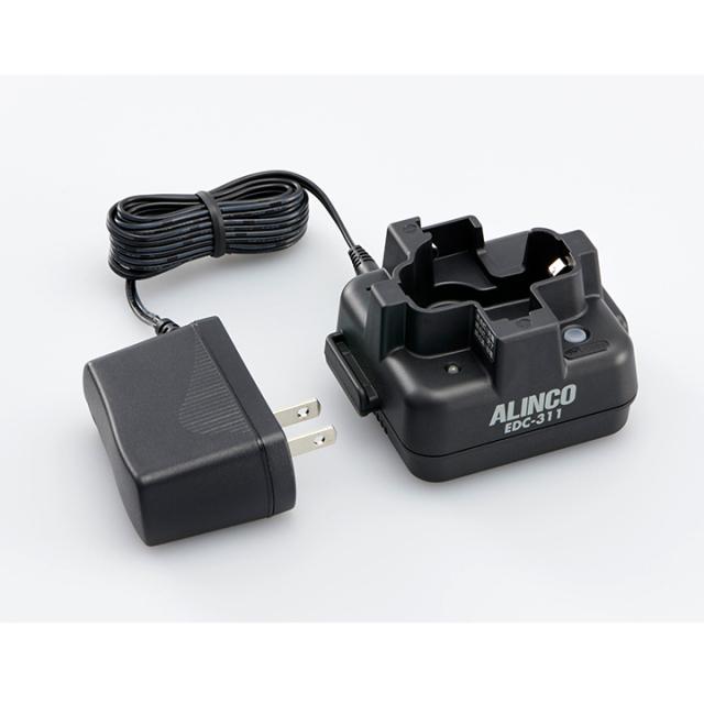 【EDC-311A】 DJ-P321,DJ-P322用シングル充電器セット