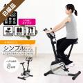【最終処分品SALE/17日17時〜24日9時】【5台限定】【B級品】【送料無料】【スピンバイク/フィットネス/健康/ダイエット/バイク/トレーニング】AFB5013/エアロマグネティックバイク5013/アルインコ(ALINCO)