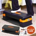 【新品】【フィットネス/健康/ダイエット/トレーニング/エクササイズ/脂肪燃焼/筋トレ】EXG037/ステップボード/アルインコ(ALINCO)自宅 運動不足 ストレス発散