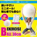 エクササイズボール30cm/WB123