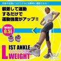 リストアンクルウェイト(0.5kg)/WB305