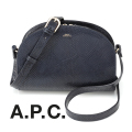 NEW!12/21入荷[アーペーセー]A.P.C. ショルダーバッグ(ダークネイビー) AP-002