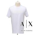 NEW!5/28入荷[アルマーニエクスチェンジ]ARMANI EXCHANGE Tシャツ(ホワイト) AX-002