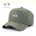 NEW!4/10入荷[アルマーニエクスチェンジ]ARMANI EXCHANGE キャップ(カーキグリーン) AX-009