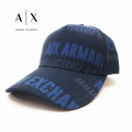 NEW!4/27入荷2021春夏モデル[アルマーニエクスチェンジ]ARMANI EXCHANGE キャップ(ネイビー) AX-042