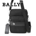 NEW!12/14入荷2018秋冬モデル[バリー]BALLY ショルダーバッグ(ブラック) BA-144