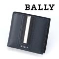 NEW!3/31再入荷2020春夏モデル[バリー]BALLY 二つ折り財布(小銭入れ付き) ニューブルー BA-149