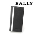 NEW!12/3入荷2019秋冬モデル[バリー]BALLY 長財布(小銭入れ付き) ブラック BA-163