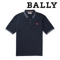 NEW!3/27入荷2020春夏モデル[バリー]BALLY ポロシャツ(ネイビー) BA-170