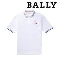 NEW!3/27入荷2020春夏モデル[バリー]BALLY ポロシャツ(ホワイト) BA-171