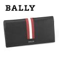 NEW!4/14入荷2020春夏モデル[バリー]BALLY 長財布(小銭入れ付き) ブラック BA-174