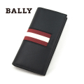 NEW!10/20入荷2020秋冬モデル[バリー]BALLY 長財布(小銭入れ付き) ブラック BA-193