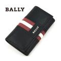 NEW!10/20入荷2020秋冬モデル[バリー]BALLY キーケース(4連式)ブラック BA-195