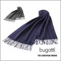 [ブガッティ]BUGATTI ウールマフラー(全2色) BG-013-014