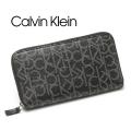 [カルバンクライン]CALVIN KLEIN ラウンドファスナー長財布(小銭入れ付き) CK-319(CK-329)