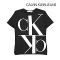 NEW!3/17入荷2020春夏モデル[カルバンクラインジーンズ]CALVIN KLEIN JEANS レディースTシャツ(ブラック) CK-339