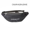 NEW!3/17入荷2020春夏モデル[カルバンクラインジーンズ]CALVIN KLEIN JEANS ボディバッグ (ブラック)CK-342