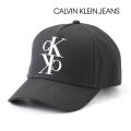NEW!3/17入荷2020春夏モデル[カルバンクラインジーンズ]CALVIN KLEIN JEANS キャップ(ブラック) CK-343