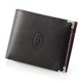 [カルティエ]CARTIER カボション 二つ折り財布(小銭入れ付き) CT-020