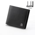 [ダンヒル]DUNHILL 二つ折り財布(小銭入れ付き) DH-069