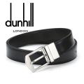 2018春夏モデル[ダンヒル] DUNHILL リバーシブルベルト(ピンタイプ) DH-087