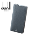 NEW!1/10入荷2020春夏モデル[ダンヒル] DUNHILL ラウンドファスナー長財布(小銭入れ付き)ブルー DH-177