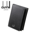 NEW!1/10入荷2020春夏モデル[ダンヒル] DUNHILL カードケース/名刺入れ(ブラック) DH-180