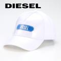 NEW!5/14入荷2019春夏モデル[ディーゼル]DIESEL キャップ(ホワイト) DS-416