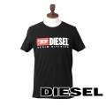 NEW!8/9入荷2019秋冬モデル[ディーゼル]DIESEL Tシャツ(ブラック) DS-429
