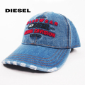 NEW!9/4入荷2020秋冬モデル[ディーゼル]DIESEL キャップ(ブルーデニム) DS-480