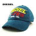 NEW!10/13入荷2020秋冬モデル[ディーゼル]DIESEL キャップ(ブルーグリーン) DS-485